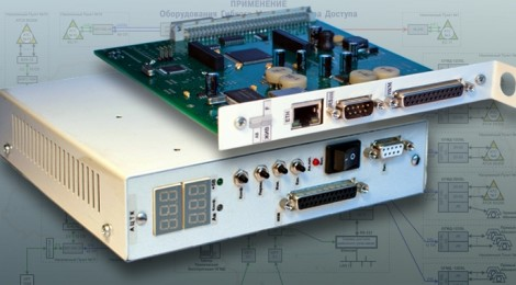 Interface Converters, Cross Switches, DCTE